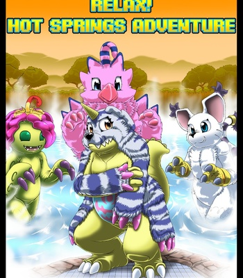 Porn Comics - Relax! Hot Springs Adventure