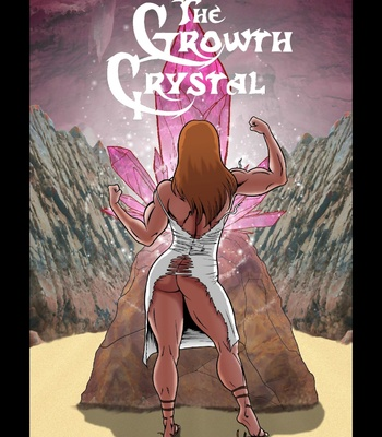 Porn Comics - The Growth Crystal – Special Edition