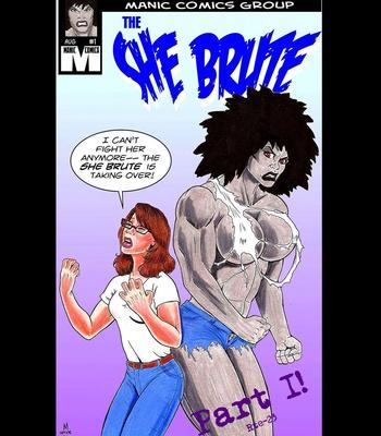 Porn Comics - She-Brute 1