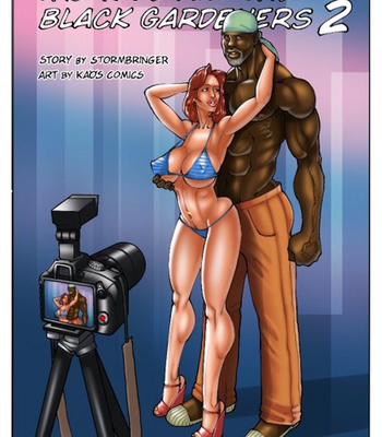 Porn Comics - The Wife And The Black Gardeners 2
