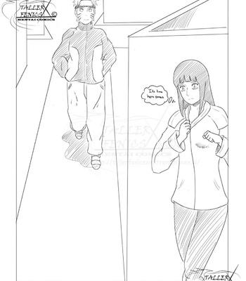 Porn Comics - Hinata Expansion Jutsu