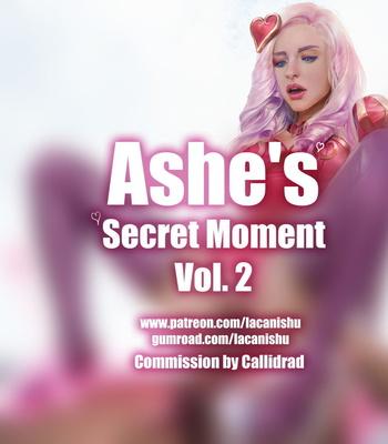 Porn Comics - Ashe's Secret Moment 2