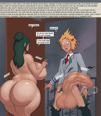 Porn Comics - Kaminari and Inko