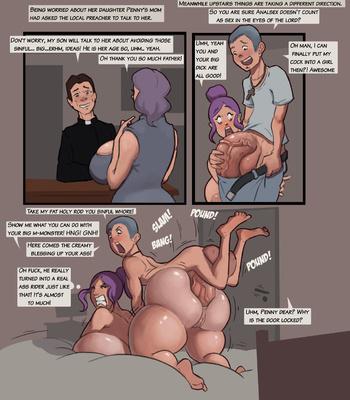 Porn Comics - James the sinner reverend