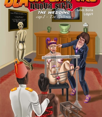 Porn Comics - Black Empire New Sirte – The Wedding 2