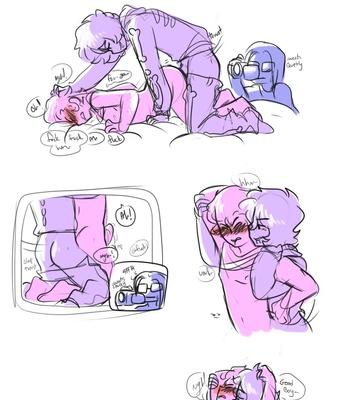 Punishment comic porn sex 003