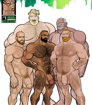 Porn Comics - Dibearcity 1