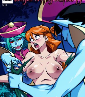 Porn Comics - Jiangshi – Hopping Vampires 2