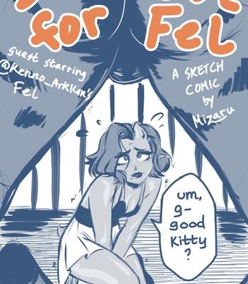 Porn Comics - Dicks Out For Fel