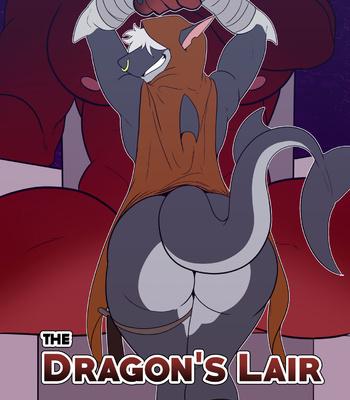 Porn Comics - The Dragon's Lair