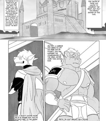 The Dragon's Lair comic porn sex 004
