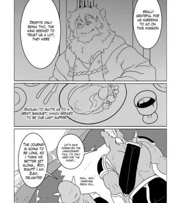 The Dragon's Lair comic porn sex 005