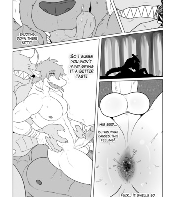 The Dragon's Lair comic porn sex 014