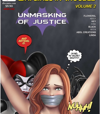 Porn Comics - Batgirls In Trouble 2 – Unmasking Of Justice