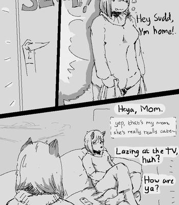 Porn Comics - Mating My Mom