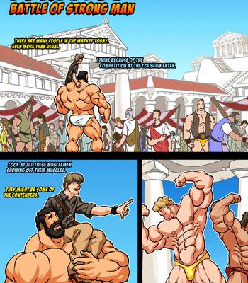 Porn Comics - Hercules – Battle Of Strong Man 1
