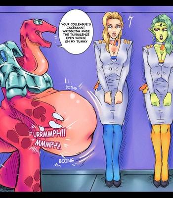 Voraciousmoga's Alien Bundle 2 comic porn sex 010