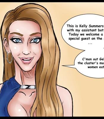 Voraciousmoga's Alien Bundle 2 comic porn sex 012