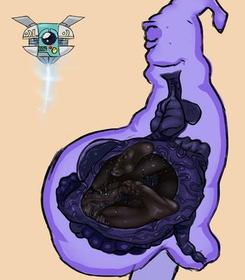 Voraciousmoga's Alien Bundle 2 comic porn sex 028