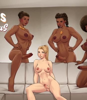 Porn Comics - Tears Of The Succubus (Full Futa Version)