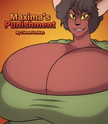 Porn Comics - Maxima's Punishment