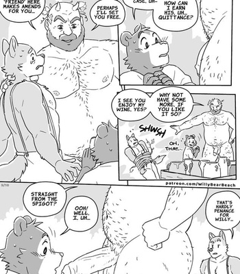 Willy The Alchemist In Monumental Mistake comic porn sex 005