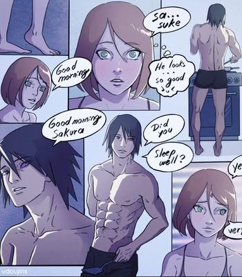 Porn Comics - Sasuke X Sakura
