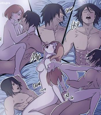 Sasuke X Sakura comic porn sex 005