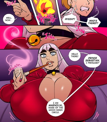 Tower Of The Masochistic Mage comic porn sex 004
