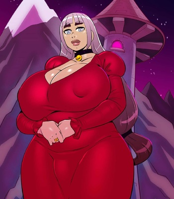 Tower Of The Masochistic Mage comic porn sex 028