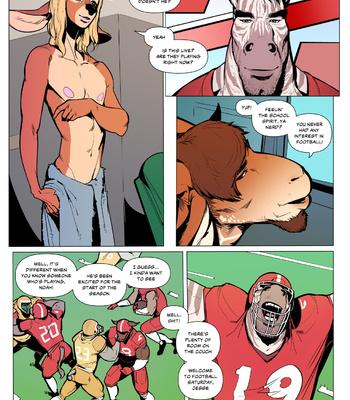 False Spring comic porn sex 026