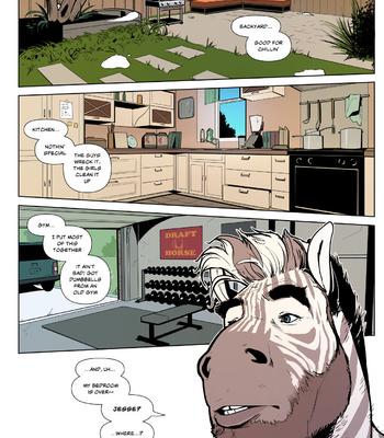 False Spring comic porn sex 037