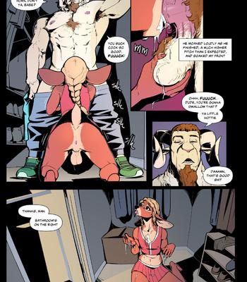 False Spring comic porn sex 052