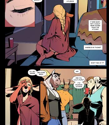 False Spring comic porn sex 059