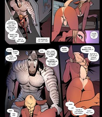 False Spring comic porn sex 065