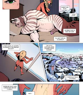 False Spring comic porn sex 070