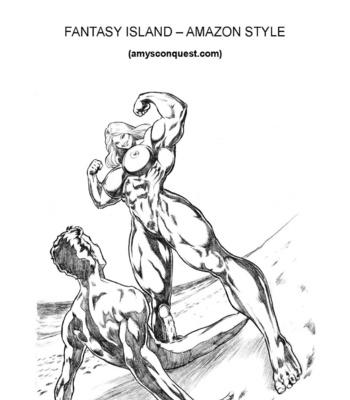 Porn Comics - Fantasy Island – Amazon Style