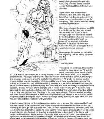 Skip & Michelle  Chapter 1 & 2 comic porn sex 002