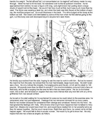 Skip & Michelle  Chapter 1 & 2 comic porn sex 004