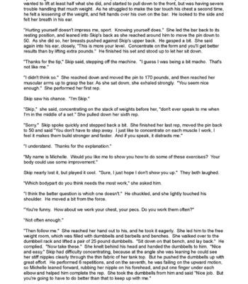 Skip & Michelle  Chapter 1 & 2 comic porn sex 006