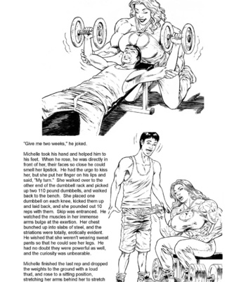 Skip & Michelle  Chapter 1 & 2 comic porn sex 007