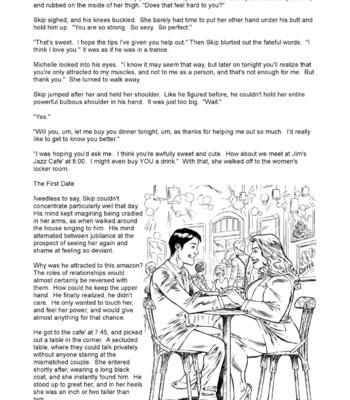 Skip & Michelle  Chapter 1 & 2 comic porn sex 009