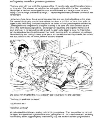 Skip & Michelle  Chapter 1 & 2 comic porn sex 011