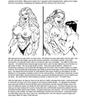 Skip & Michelle  Chapter 1 & 2 comic porn sex 014