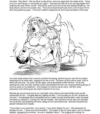 Skip & Michelle  Chapter 1 & 2 comic porn sex 018