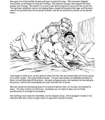Skip & Michelle  Chapter 1 & 2 comic porn sex 020