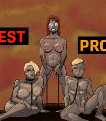 Porn Comics - Indecest Proposal 3