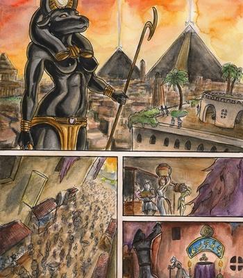 Porn Comics - Egyptian Adventure