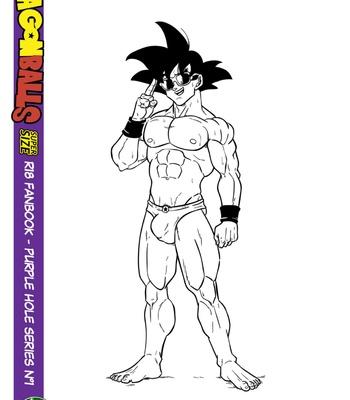 Dragon Balls Super Size 1 comic porn sex 002