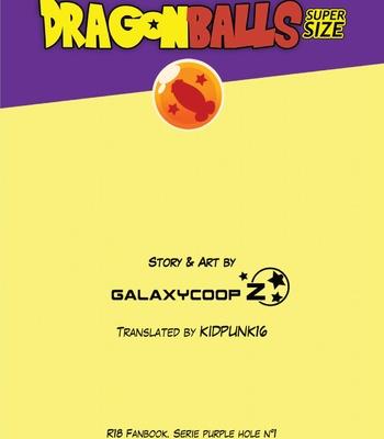 Dragon Balls Super Size 1 comic porn sex 003
